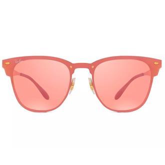 Óculos de Sol Ray Ban Blaze Clubmaster RB3576N-043 E4 47 04d4dbfdcb