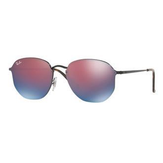 Óculos de Sol Ray Ban Blaze Hexagonal RB3579N-153 7V 58 79605f66de
