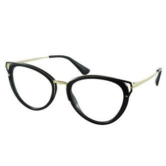 cca5dbc009ca4 Óculos de Grau Prada PR53UV-1AB1O1 52