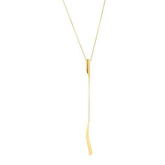 Colares e Gargantilhas - Safira - Material  Ouro Amarelo 18K e1679577a0