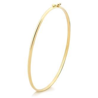Bracelete em Ouro 18k Modelo Algema b64b611303