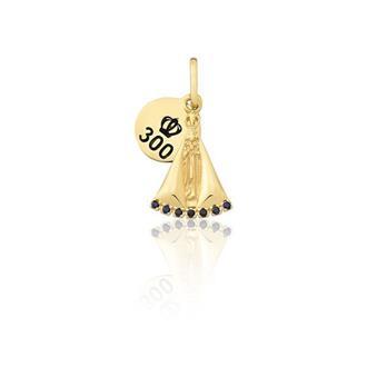 Religioso - Feminino - Material  Ouro Amarelo 18K e744965170