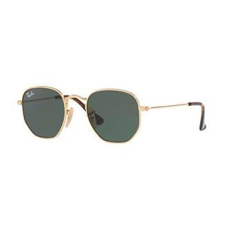 6675122148593 Óculos de Sol Ray Ban Junior Hexagonal RJ9541SN-223 71 44