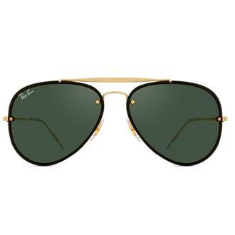 bd7d7a5464efd Óculos de Sol Ray Ban Blaze Aviador RB3584N-905071 61