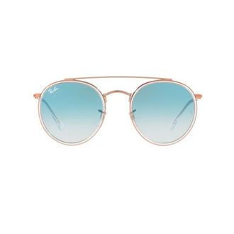Óculos de Sol Ray Ban Round Double Bridge RB3647N-90683F 51 1e8dd94579