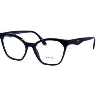 e93d9e1f14bdc Óculos de Grau Prada PR09UV-1AB1O1 54