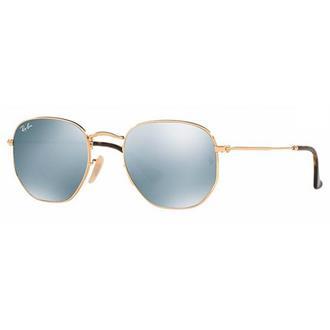50cec638ed942 Óculos de Sol Ray Ban Hexagonal RB3548NL-001 30 51