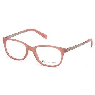 e3a0bc4443024 Óculos de Grau Armani Exchange AX3005L-8039 52