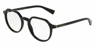 Óculos de Grau Dolce   Gabbana DG3297-501 50 0a33065601