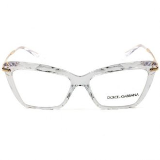 673454a903c3f Óculos de Grau Dolce   Gabbana DG5025-3133 53
