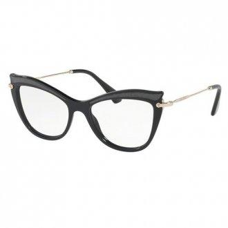 3d4e0c1d1 Óculos de Grau Miu Miu MU06PV-VIE1O1 53