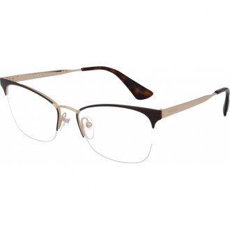 ceeea51c64e87 Óculos de Grau Prada Cinema PR65QV-DHO1O1 53