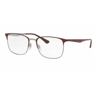 b4ded9d5bceb3 Óculos de Grau Ray Ban RX6421-3040 54