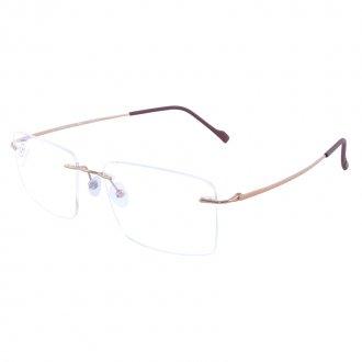 9110b9c89 Óculos de Grau Stepper SI-83408-010