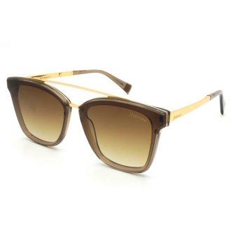 dd65e6cf2ee72 Óculos de Sol Ana Hickmann HI9081-T02