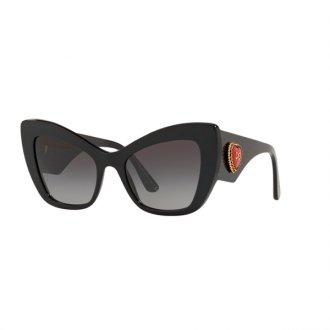 Óculos de Sol Dolce   Gabbana DG4349-501 8G 54 4ced19ec9d