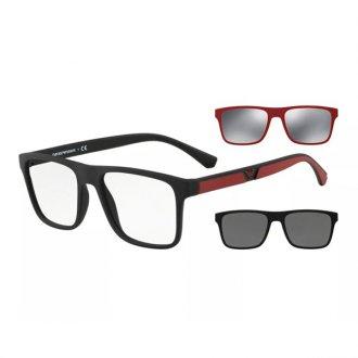 3fe4d228279f5 Óculos de Sol Emporio Armani EA4115-50421W 54