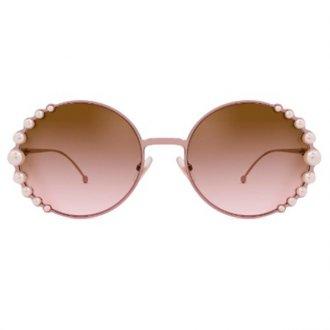 de988a43d8723 Óculos de Sol Fendi FF 0295 S-35J