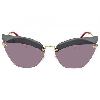 8a6620ccdc878 Óculos de Sol Mil Miu MU56TS-I18147 63