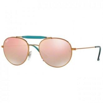 Óculos de Sol Ray Ban Aviator RB3540-198 7Y 1017b9821e