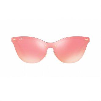 52796285b0e62 Óculos de Sol Ray Ban Blaze Cat Eye RB3580N-043 E4 43