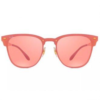 0f0788c0da55b Óculos de Sol Ray Ban Blaze Clubmaster RB3576N-043 E4 41