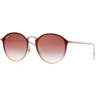 dd8961f625835 Óculos de Sol Ray Ban Blaze Round RB3574N-9035V0 59