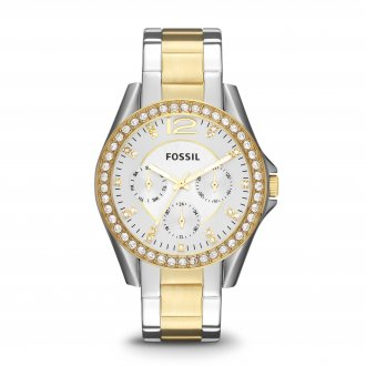 Relógio Feminino Fóssil Riley ES3204 5BN cc5285f23b