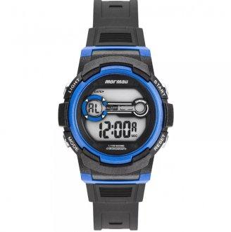 2b52c9bd9a3 Relógio Infantil Mormaii Nxt Preto MO0200 8A