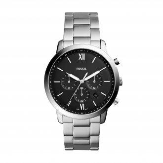 af32ac89577 Relógio Masculino Fossil Casual Neutra Chrono Prata FS5384 1KN