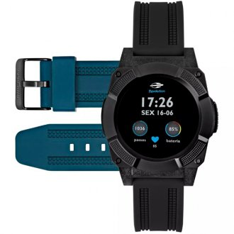 Relógio Mormaii Revolution Smartwatch MOSRAB 8P 9811f30cc2