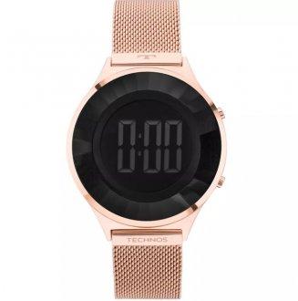 Relógio Technos Crystal Rosé BJ3572AD 4P daac7c71cc