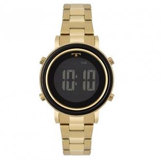 4c7fd61752c Relógio Technos Digital Trend Dourado BJ3059AC 4P