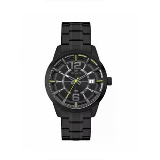 8303395e135 Relógio Technos Racer Preto 2315KZV 4P