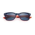 340e7a232c28c ... Óculos de Sol Ray Ban New Wayfarer RJ9052S-178 80 48 2