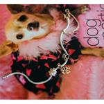 Berloque Memory Rosé Love Dog 2