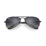 Óculos de Sol Ray Ban   Óculos de Sol Ray Ban Junior Aviador RJ9506S ... cc18cbb180