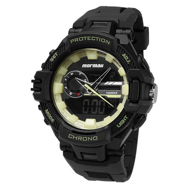 f9adcd6b6dfc0 Mormaii   Relógio Mormaii Acqua Pro MOAD1134A 8V