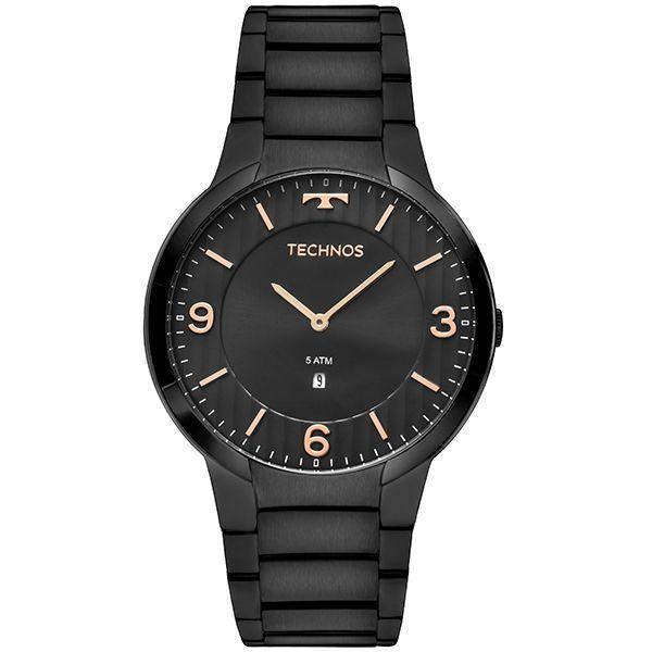 d0d0741b802 Relógio Technos Slim GL15AM 4P