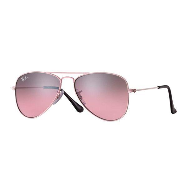 812214c0f6c4b Óculos de Sol Ray Ban   Óculos de Sol Ray Ban Junior Aviador RJ9506S ...