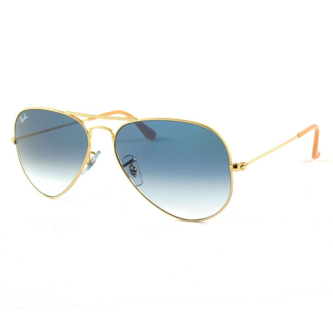 cc0d5edc1 Óculos de Sol Ray Ban | Óculos de Sol Ray Ban Aviator 3025L-001/3F