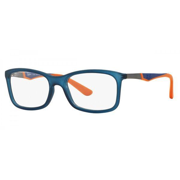 Óculos de Grau Ray Ban   Óculos de Grau Ray Ban Junior RY1542L-3626 49 d296c7b449