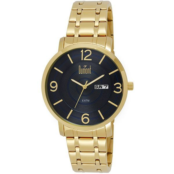 Relógio Dumont   Relógio Dumont Masculino Slim DU2305AA 4V 33b8ff7b36