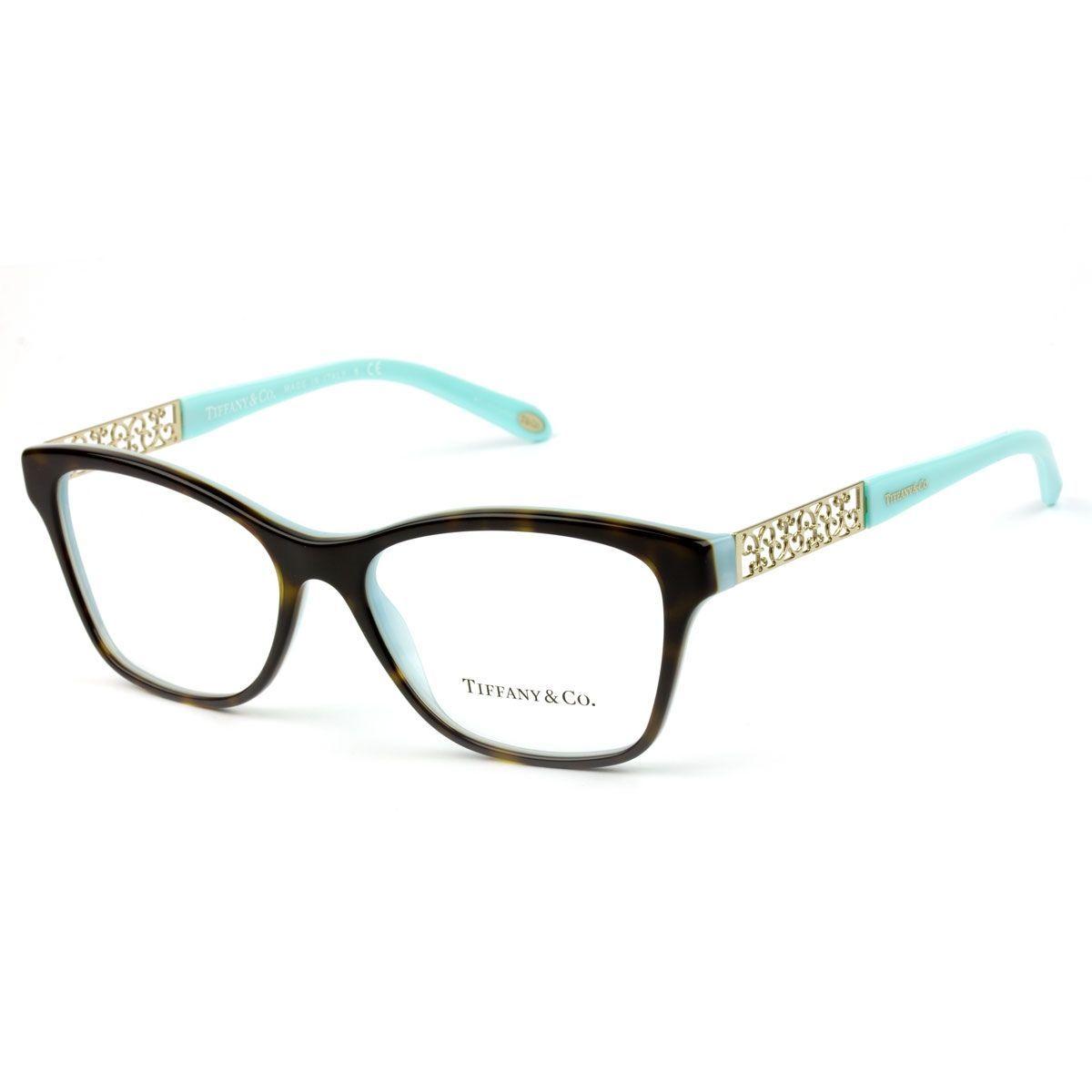 523a0489e5e38 Óculos de Grau Tiffany   Co TF2130-8134
