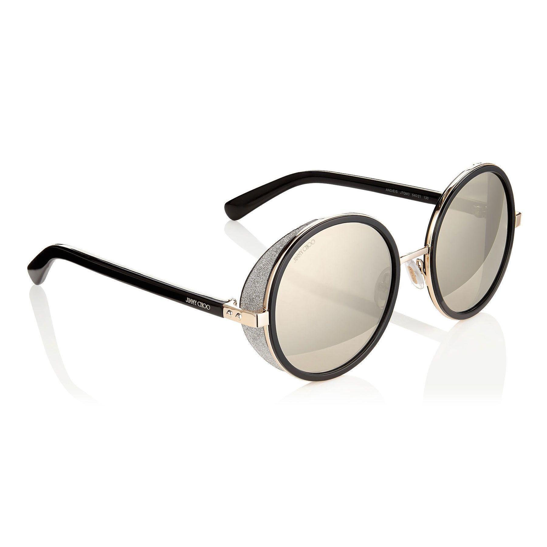 Óculos de Sol Jimmy Choo   Óculos de Sol Jimmy Choo Andie S-J7Q 26c3f0aed2