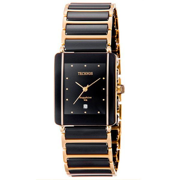 146343f641a7d Relógio Technos Sapphire GN10AAPAI 4P