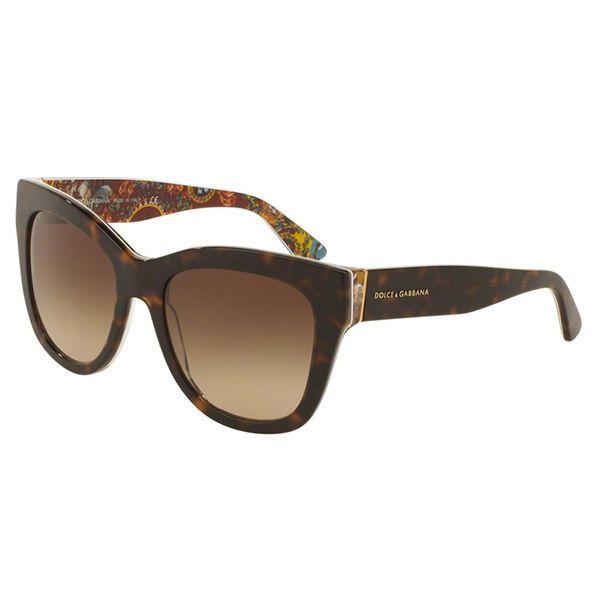73dd8e94a8505 Óculos de Sol Dolce   Gabbana DG4270-303713