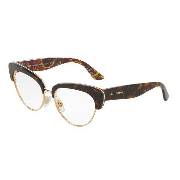 Óculos de Grau   Óculos de Grau Dolce   Gabbana DG3247-3037 17cc1f9a5a