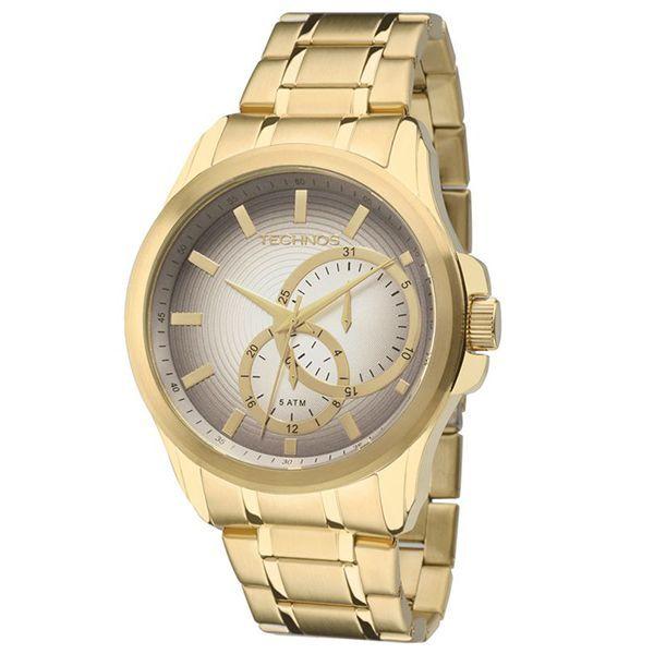 Relógio Masculino Technos   Relógio Technos Grandtech 6P22AC 4C 0beba6e9d1