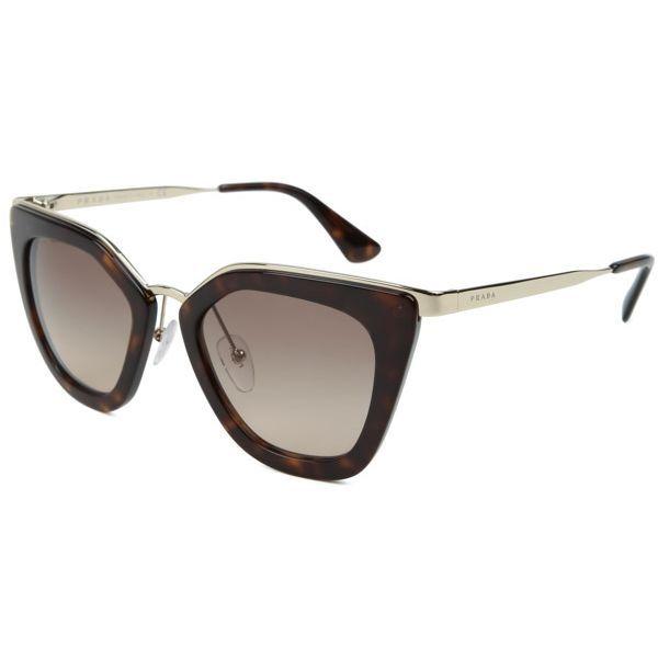 61ae1af40e8a3 Óculos de Sol Prada   Óculos de Sol Prada Cinema PR53SS-2AU3D0 52